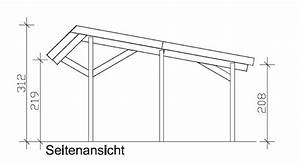 Carport Pultdach Neigung : holz carport skanholz harz pultdach einzelcarport garten blog haus ~ Whattoseeinmadrid.com Haus und Dekorationen