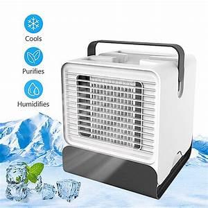 Toysukids Mini Air Humidifier Cooler