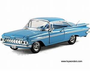 1959 Chevy Impala Hard Top 35931BU 1/32 scale Arko