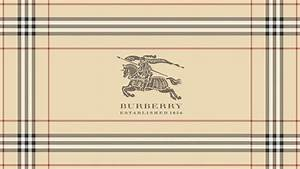 Burberry Logo Wallpaper