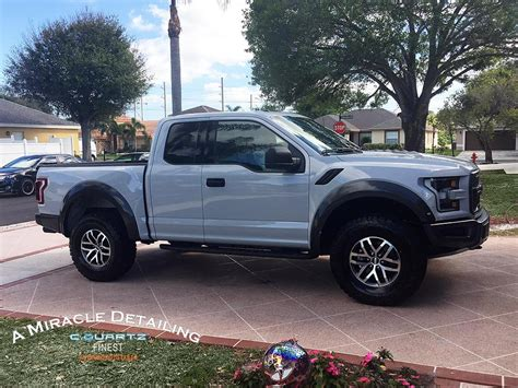 topic  ford raptor light grey  miracle