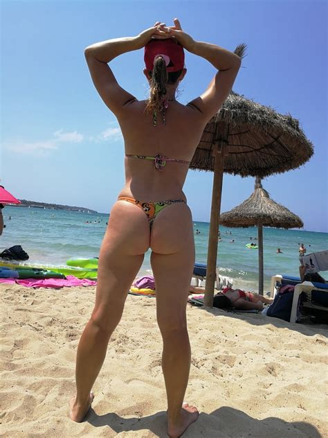 Multicolor Thong G String Sexy Micro Bikini Public Beach