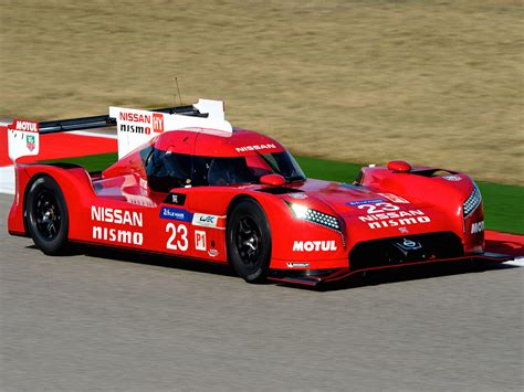 nissan race car nissan s outlandish new race car is a much needed dose of