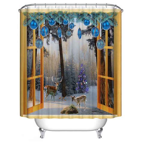 Walmart Bathroom Anywhere by Shower Curtain Tree Deer Window Bath Supplies