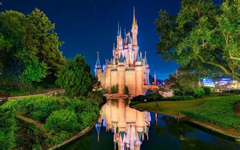Disney World Castle Wallpaper by Cinderella S Castle Three Wallpapers Cinderella S Castle