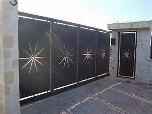 portail maison pas cher portail sur mesure choisir portail With portail de maison en fer