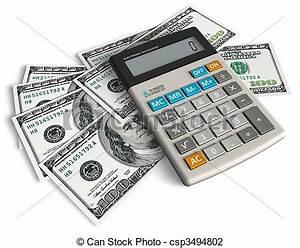 Clip Art de comptabilité, concept csp3494802 - Recherchez ...
