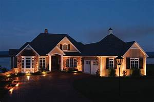 Outdoor lighting options patio garden lights for Outdoor lighting to light up house
