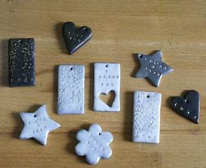 artmind how to use a metal letter stamp set with clay With letter stamps for clay