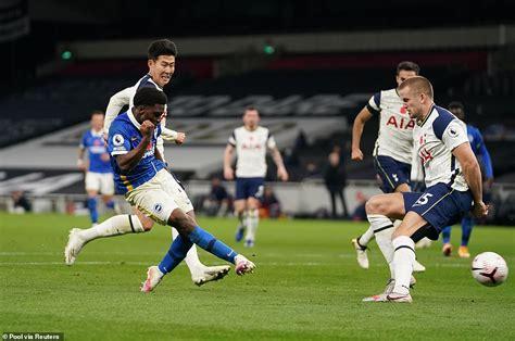 Tottenham 2-1 Brighton: Gareth Bale comes on to score the ...