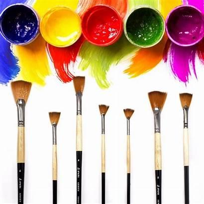 Paint Brush Painting Beginners Brushes Class Coa