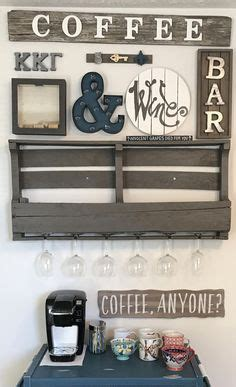 Artigiano is a highly acclaimed speciality coffee provider by day and a vibrant, trendy wine bar by night. DIY Coffee/WIne Bar, YES!   Dining Room Tutorials   Pinterest   Coffee bar home, Coffee bar ...