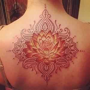 Fleur Lotus Tatouage : tatouage fleur de lotus 07 inkage ~ Mglfilm.com Idées de Décoration