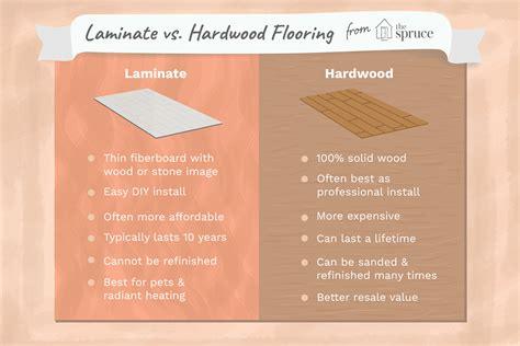 laminate  solid hardwood flooring