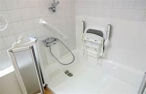 Fond De Baignoire : rev tement fond antid rapant douche et baignoire senior bains ~ Melissatoandfro.com Idées de Décoration