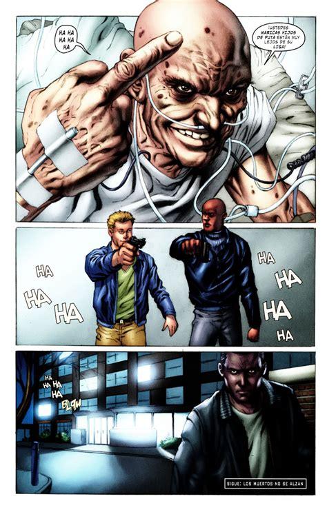 Modern Warfare 2 Comic Ghost Nº46 En Español Imágenes