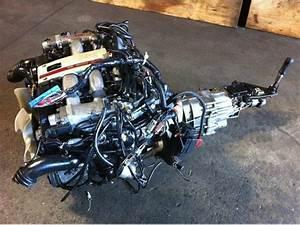 Jdm Nissan 300zx Vg30dett Twin Turbo Engine Mt