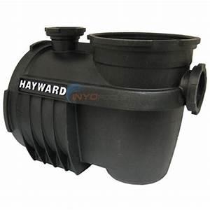 Hayward Pump Housing  Spx4020aa  - Clearance