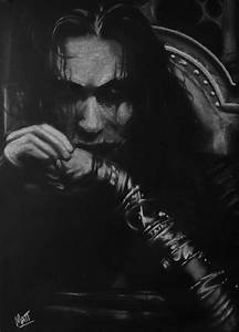 Brandon Lee - The Crow by Gimix1974 on DeviantArt