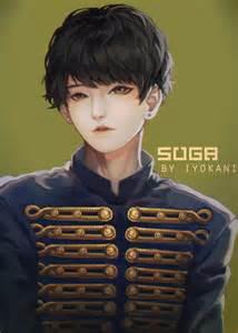 BTS Suga