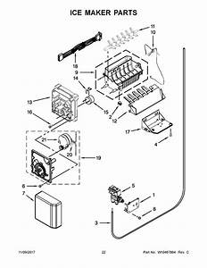 Wiring Diagram Ice Maker