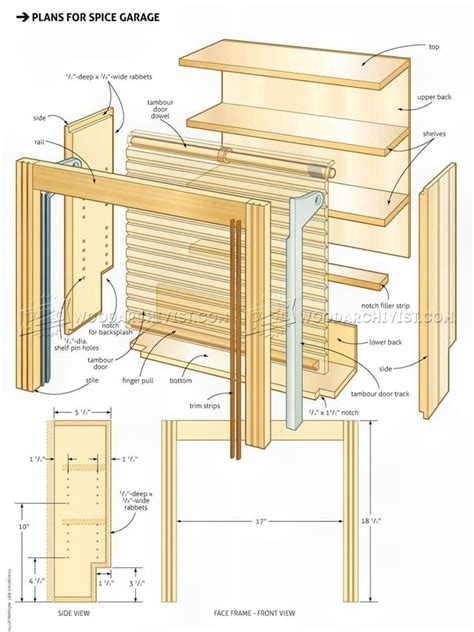 Spice Rack Plans by 17 Best Ideas About Wooden Spice Rack On Diy