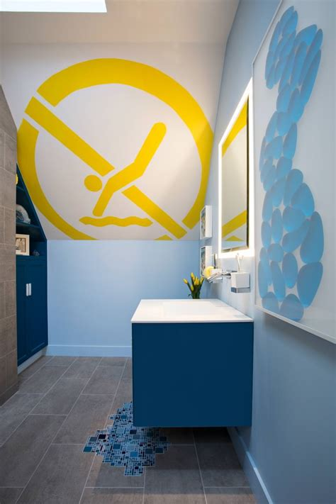 bathroom wall mural ideas 24 artful bathroom ideas designs design trends