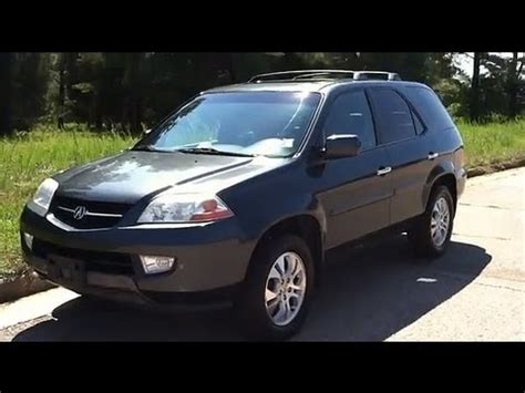 acura mdx  overview youtube