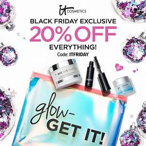 IT Cosmetics Black Friday Weekend and Cyber Monday Deals ...