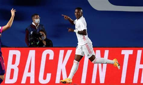 La Liga: Vinicius Junior wins game for below par Real ...