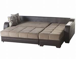 Sofa bed sectional lilly collection sofa beds for Sectional sofa bed hamilton
