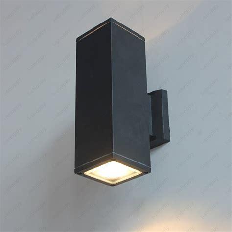 6pcs 24w led exterior outdoor wall mount light fixture up