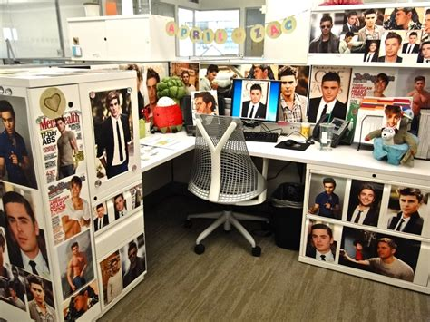 Cubicle Decoration Themes In Office For by Office Cubicle Decor Ideas Modern Office Cubicles