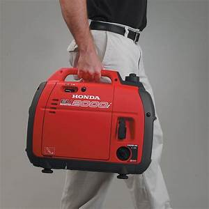 Honda Eu2000i Generator Maintenance Guide