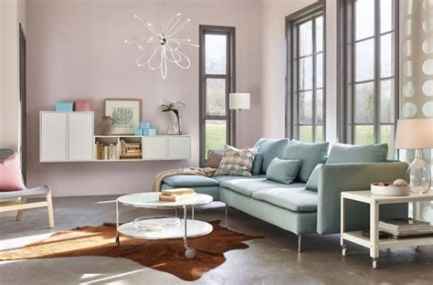 Wohn Schlafzimmer Ikea by 15 Beautiful Ikea Living Room Ideas