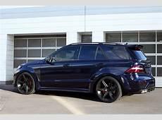 MercedesBenz ML 63 AMG vs BMW X6 M Doesn't End Well