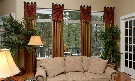 Custom Drapes by Interior Design Blinds Shades Shutters In Monument Co