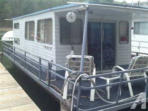 Pontoon Boats For Sale Near Abingdon Va by Houseboat 35ft Crest For Sale In Abingdon Virginia