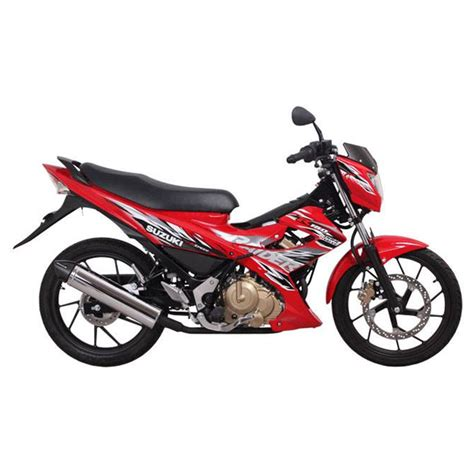 suzuki raider   premium edition transcycle
