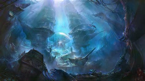 Anime Mermaid Wallpaper - mermaid anime free hd wallpapers 11491 amazing