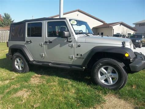sell   reserve  jeep wrangler unlimited