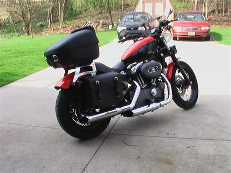 touring sportster page  harley davidson forums