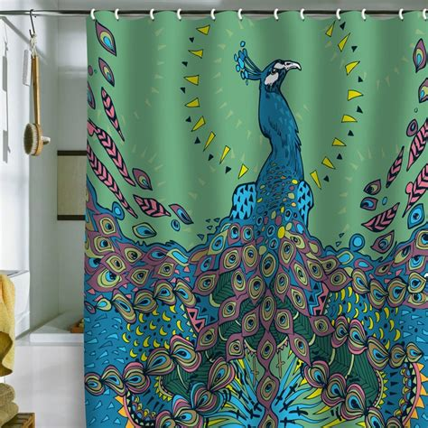 peacock bathroom ideas peacock shower curtain office and bedroomoffice and bedroom