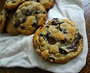 """""""Famous"""" Chocolate Chip Cookies Recipe — Dishmaps"""