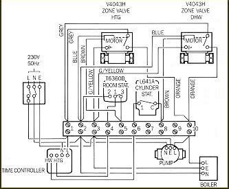 Basic Electrical Wiring Honeywell Thdhoneywell