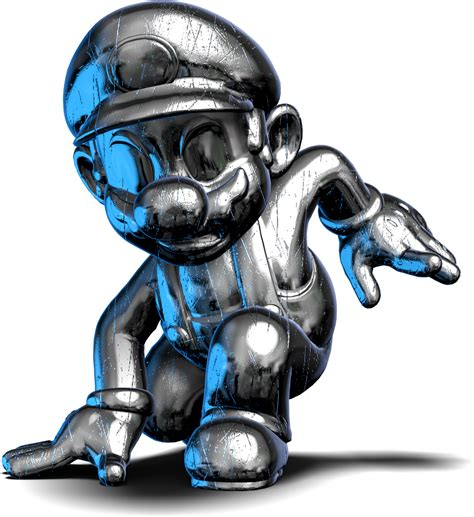 metal pictures metal mario pictures to pin on pinsdaddy