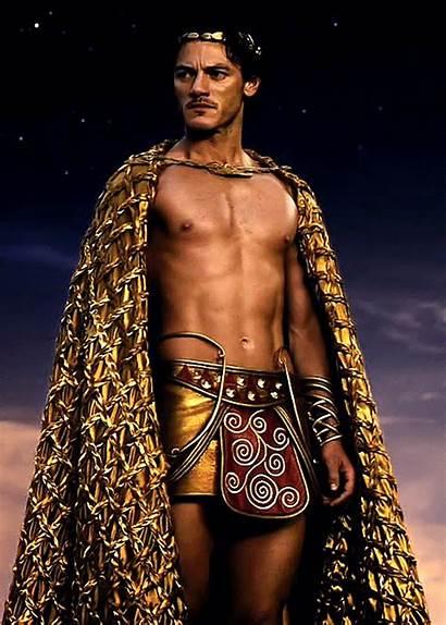 Zeus Luke Evans Immortals Vs God Greek