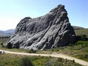 Automobile Tour City Of Rocks National Reserve US