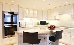 armoire cuisine en bois awesome la chaleureuse with With peinturer armoire de cuisine en bois
