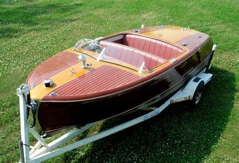 Classic Riviera Boats by 1950 20 Chris Craft Riviera